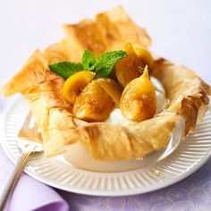 Figs in Phyllo - GoodHousekeeping.com