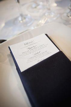 53 best menus napkin folds place settings images wedding stuff