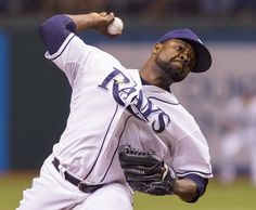 Red Sox rally past Rays in ninth & wins, 4-3.  Fernando Rodney blows another save. (5-16-13)