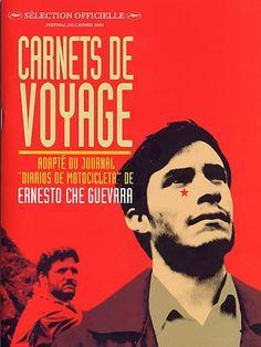 Carnets de voyage (2003) - Le film nous présente une étape peu connue de la vie de Che Guevara