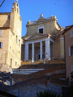 Ancona, Marche, Italy - Chiesa del Gesù