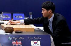 nice AlphaGo wint derde keer op rij van wereldkampioen