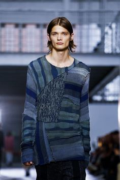 Damir Doma Menswear Spring Summer 2016 Milan. Zippertravel.com