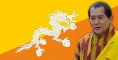 czwarty król Buthanu Jigme Singye Wangchuck