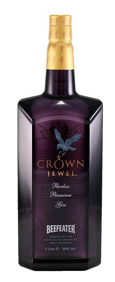 Quoth the Raven , Nevermore – Beefeater Crown Jewel Gin Discontinued