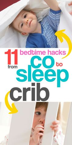 So how do you go from co sleep to crib? It's not easy, and it definitely won't happen over night. But these easy bedtime hacks will get you there. Getting Baby To Sleep, Help Baby Sleep, Get Baby, Kids Sleep, 8 Month Old Sleep, 8 Month Old Baby, Clingy Baby, Sleep Training Methods, Colic Baby