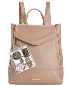 Rampage Customizable Double Zip Backpack with Stickers, Only at Macy's | macys.com