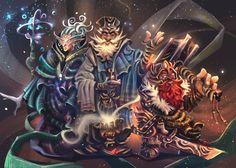 A Ordem dos Céus: Surge uma nova saga...