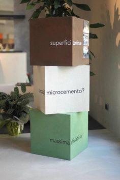 Italy's Microfloor showroom