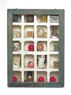 Joseph Cornell, Untitled (Dovecote), c. 1953   Flickr - Photo Sharing!