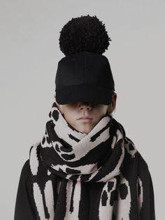 Distinctive patterning for Caroline Bosmans fall/winter 2014 kids fashion collection