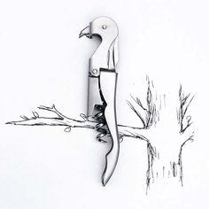Illustrations - Kristian Mensa - http://www.laregalerie.fr/les-etonnantes-illustrations-de-kristian-mensa/