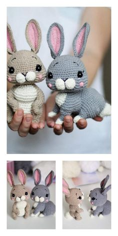 Amigurumi Bunny in Dress Free Pattern – Free Amigurumi Patterns Crochet Rabbit Free Pattern, Easter Crochet Patterns, Crochet Amigurumi Free Patterns, Crochet Blanket Patterns, Crochet Dolls, Dress Patterns, Crochet Sloth, Crochet Geek, Crochet Crafts