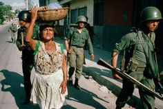 a history of the civil war in el salvador a central american country Dirty hands the success of us policy in el salvador -- preventing a guerrilla victory -- was based on 40,000 political murders  in contrast, america's involvement in el salvador's civil war.
