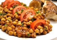 Fűszeres indiai csicseriborsó Clean Eating Recipes, Lunch Recipes, Meat Recipes, Vegetarian Recipes, Healthy Recipes, Healthy Food Options, Healthy Snacks, Healthy Eating, Vegan Foods