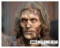 The Walking Dead Autographed/Personalized Season 6 Walker