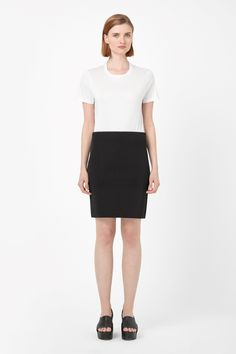 COS   Knitted skirt