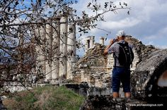 The amazing Temple of Aphrodite in Aphrodisias, Turkey. Mega historic place. Archaeologous.com can assist with multi-day tours of #Turkey or #Greece. #Vacations #SacredJourneys #Goddess In Plan, Greece Vacation, Meeting New People, Aphrodite, Day Tours, Bradley Mountain, Dream Vacations, Temple, Turkey