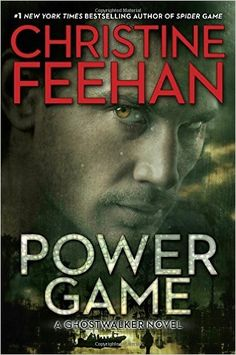 """Power Game (GhostWalker Novel, A) Hardcover – January 24, 2017 Christine Feehan.  #1 New York Times bestselling author Christine Feehan is """"one of the best storytellers around"""" (RT Book Reviews). Find out why as two lovers surrounded by greed and corruption discover there's no telling whom you can trust—or who will come out on top..."""