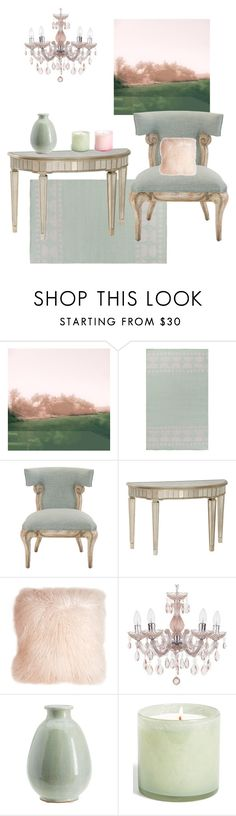 """""""Untitled #13"""" by tanya-moody ❤ liked on Polyvore featuring interior, interiors, interior design, home, home decor, interior decorating, Lotta Jansdotter, Pillow Decor, Pottery Barn and LAFCO"""