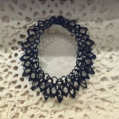 Check out architect Jenny Wu's LACE line of 3-D printed jewelry at #DODLA. @lace_jennywu