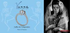 El Arte de Ammar ♥   Argollas de Matrimonio Oro & Platino / Anillos de Compromiso Platino & Diamante #promociones #matrimonio #argollasdematrimonio #bodas #miércoles #compromiso #anillodecompromiso #joyería #descuentos #noviembre #churumbelas #parejas #eventos #tbt #momentos #eshoradedisfrutar #tradiciones #ofrendas
