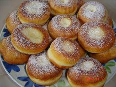 Betti gluténmentes konyhája: Fánk