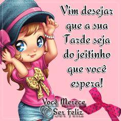 FALANDO DE VIDA!!: Boa tarde