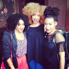 Curlfriends. To learn how to grow your hair longer click here - http://blackhair.cc/1jSY2ux