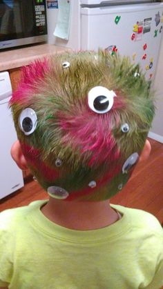 New Hairstyles For School Boys Crazy Hair Days Ideas, - hair peinados Crazy Hair Day Boy, Crazy Hair For Kids, Short Hair For Boys, Crazy Hair Day At School, Crazy Hat Day, School Days, Hairstyles For School Boy, Boy Hairstyles, Trendy Hairstyles