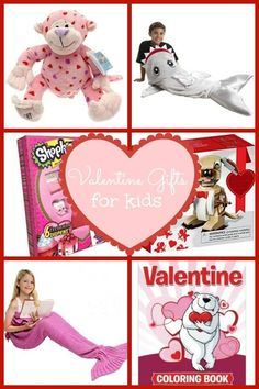Best Valentine's Gifts for Kids {That Don't Involve Candy}