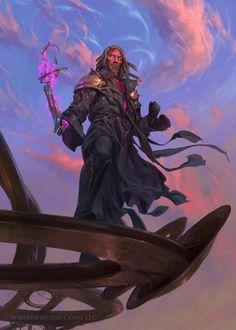 Tezzeret, Master of Metal - Aether Revolt MtG Art