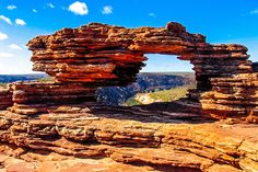 Western Australia - Nature's Window, Kalbarri National Park