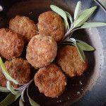 Turkey and Sage Breakfast Patties