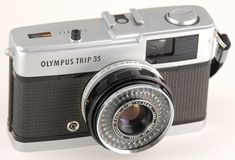 Olympus Trip 35 - recently acquired. Couldn't resist, it just looks gorgeous and a cracking lens too