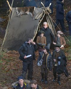 Good for Scotland: The production will hopefully help the country secure its position as a destination for filmmakers