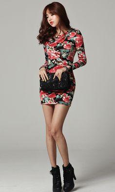 Japanese Fashion, Asian Fashion, Asian Street Style, Korean Fashion Online, Pretty Asian, Kawaii Clothes, Ulzzang Fashion, Fashion Outfits, Womens Fashion