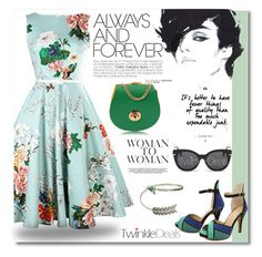 """TD11"" by mellie-m ❤ liked on Polyvore featuring vintage"