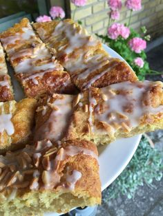 Mette Marie's Glutenfri Kringle - Mette Marie's Kitchen Low Fodmap, Gluten Free Recipes, Free Food, Cake Recipes, French Toast, Food And Drink, Bread, Food Cakes, Breakfast