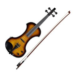 My Fender electric violin