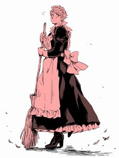 Hetalia Russia<<< Russia, why are you dressed as a maid? (Not that I'm complaining... *^*)