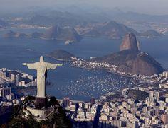 Vista da cidade do Rio de Janeiro (Foto: Matthew Stockman/Getty Images)