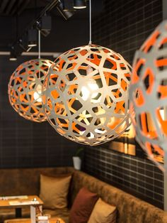 Find This Pin And More On Holzleuchten | Wooden Lighting. Coral Pendant By David  Trubridge