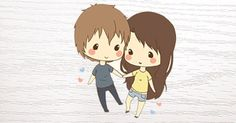 आप कितने खुश या उदास है? Anime Chibi, Gato Anime, Chibi Love, Cute Chibi, Couple Picture Poses, Couple Pictures, Kawaii Love, Png Tumblr, Tumblr Cartoon