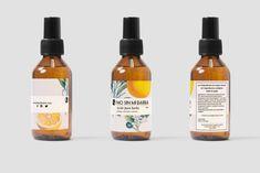 Pure Cosmetics, Natural Cosmetics, Corporate Design, Skincare Branding, Organic Brand, Product Label, Packaging Design Inspiration, Brand Packaging, Label Design
