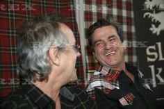 Bay City Rollers announce reunion, Glasgow, Scotland, Britain - 22 Sep 2015  Stuart Wood and Les McKeown 22 Sep 2015