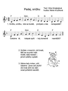 Kids Songs, Sheet Music, Poems, Education, School, Advent, Tulips, Nursery Songs, Poetry