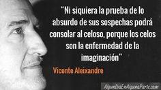 #TalDíaComoHoy #13Dic de 1984 falleció el poeta #VicenteAleixandre, Premio Nobel de #Literatura en 1977  #Efemérides
