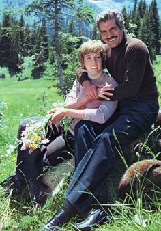 I fell in love with Julie Andrews in The Sound of Music (my all-time favorite movie) which I first...