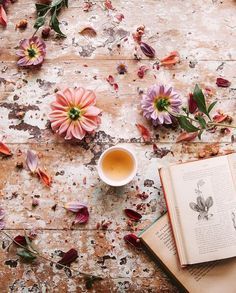 """11.9k Likes, 94 Comments - Flatlays (@flatlays) on Instagram: """"🌿🌸📖 by @helloemilie"""""""